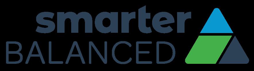 Smarter Balanced logo.