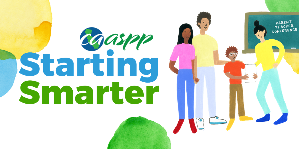 Smarter Balanced partnered with the California Department of Education to develop California Starting Smarter which launched publicly on April 24.