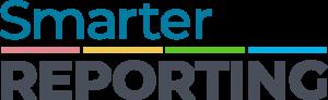 Smarter Reporting logo.