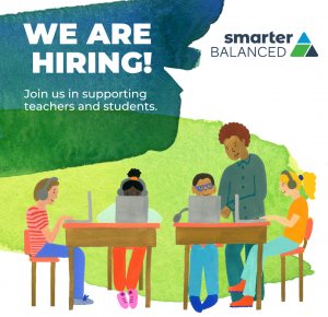 We are Hiring! Join usin suporting educators and students.