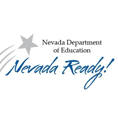 NV Department of Education Nevada Ready Logo.
