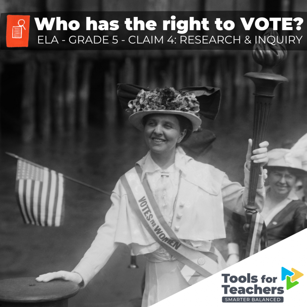 Who has the right to vote?