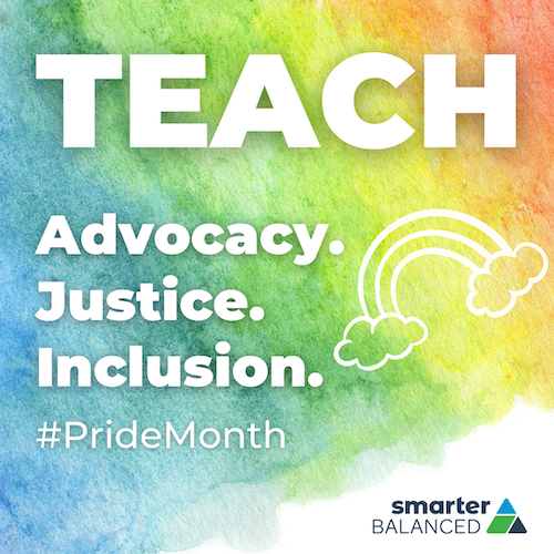 Teach: Advocacy. Justice. Inclusion.